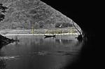 cave boat-02 b&w